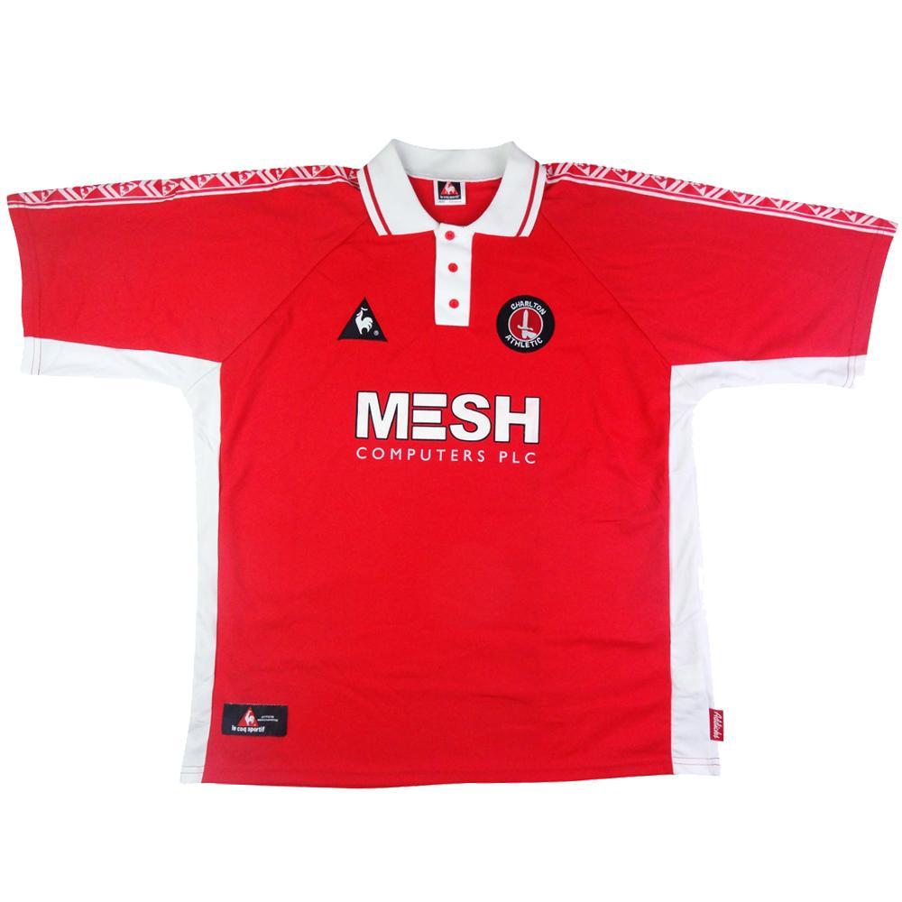 1998-00 Charlton Maglia Home XL (Top)