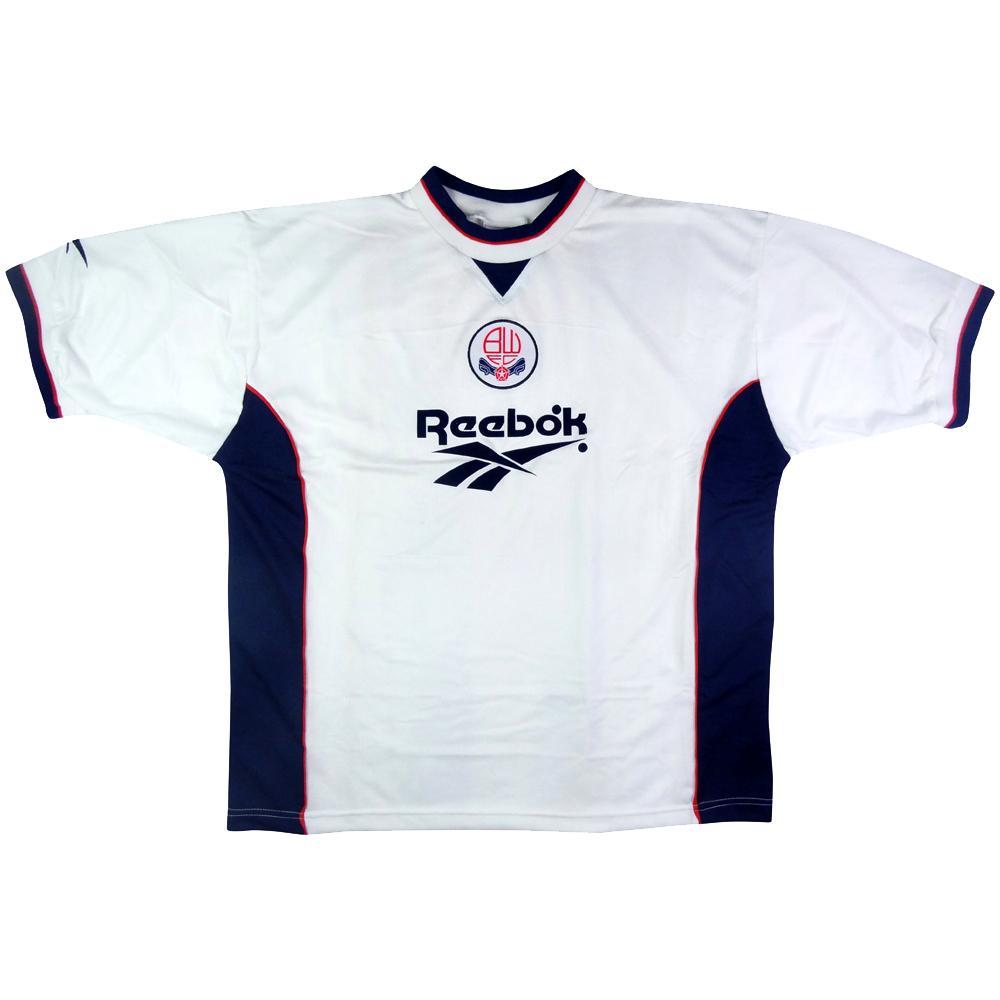 1997-99 Bolton Maglia Home XL (Top)