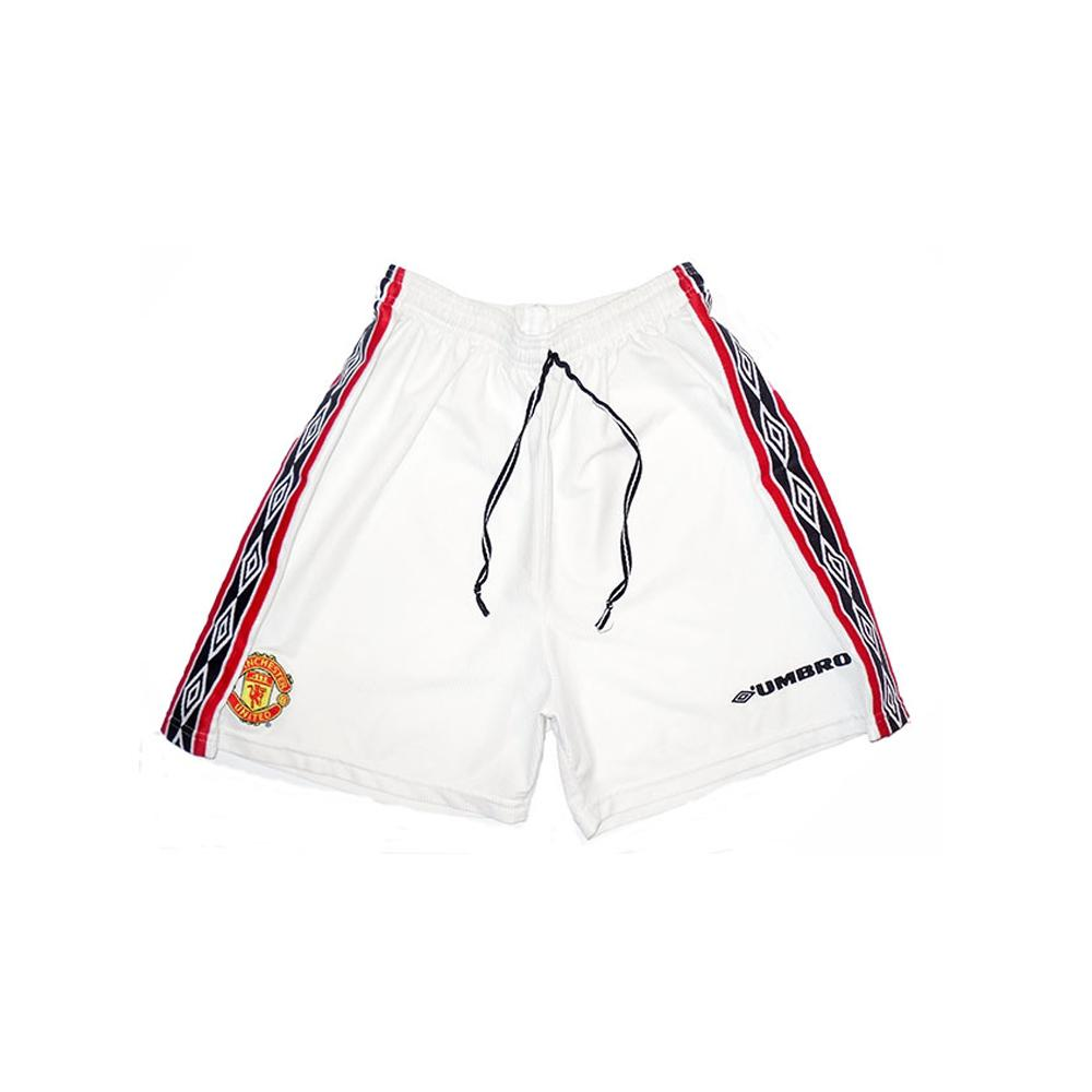 1998-00 Manchester United Pantaloncini Home XL (Top)