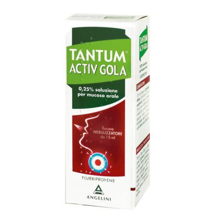 TANTUM VERDE GOLA - SPRAY ANGELINI MUCOSA ORALE SOLUZIONE