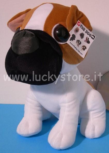 The Dog Boxer peluche Cane Grande 35 cm Originale Collezione