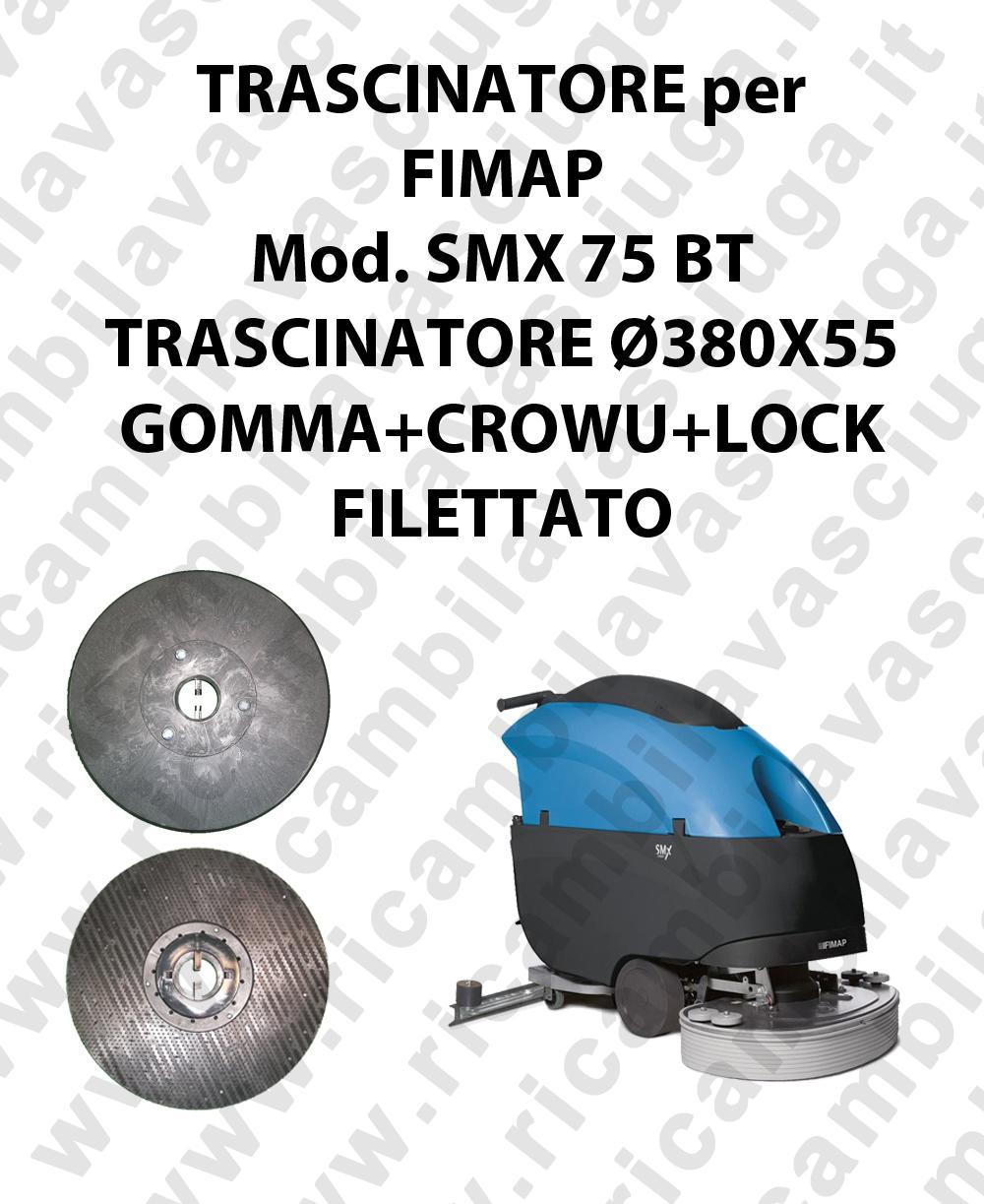 Trascinatore per lavapavimenti FIMAP modello SMX 75