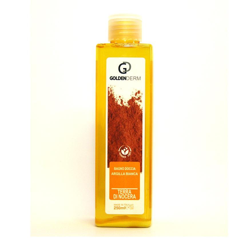 Bagno doccia argilla bianca golden derm by b p italia srl - Bagno anticellulite ...