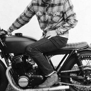 economico per lo sconto grande sconto foto ufficiali Abbigliamento Moto in perfetto stile Cafe Racer