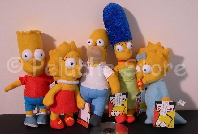 Simpson peluche 30-35 cm
