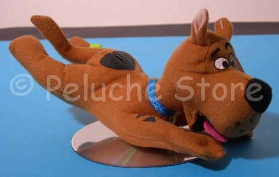 Scooby Doo disteso peluche 20 cm Originale Hanna Barbera