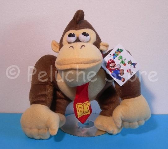 Super Mario Bros e amici peluche 25 cm