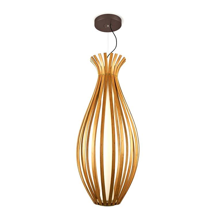 BAMBOO LED lampada a sospensione