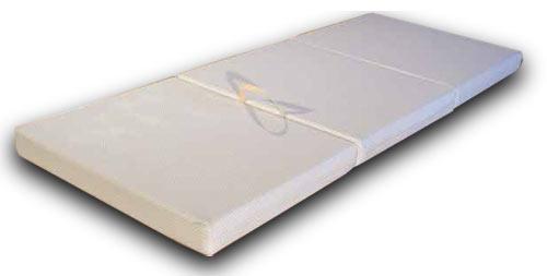 Futon matelas pliant en mousse polyur thane futon 80x200 ebay - Mousse polyurethane matelas ...