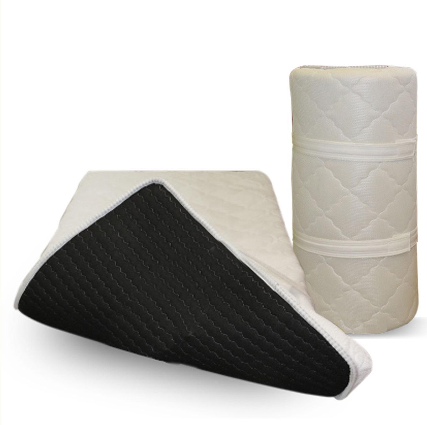 Matelas d 39 appoint en mousse polyur thane h 6 cm twist bed - Canape en mousse lit appoint ...