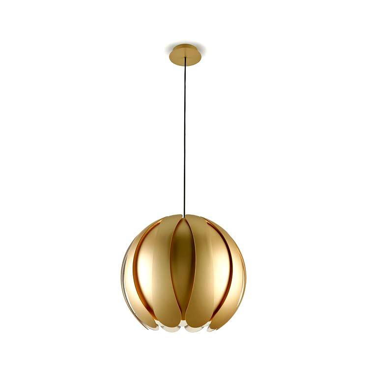 ANGIE lampada sospensione oro