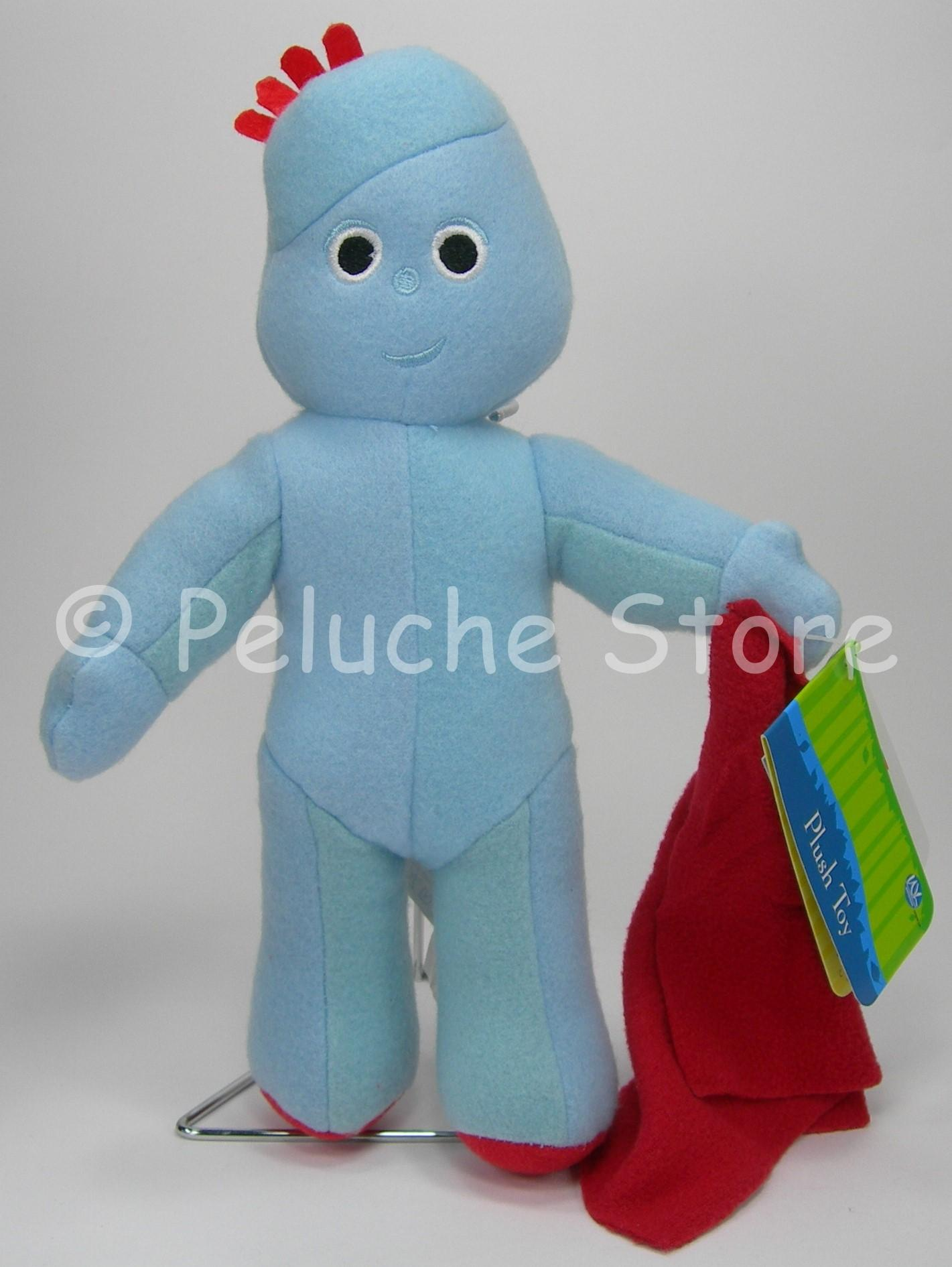 Foresta dei Sogni Iggle Piggle Peluche 25 cm In the Night Garden