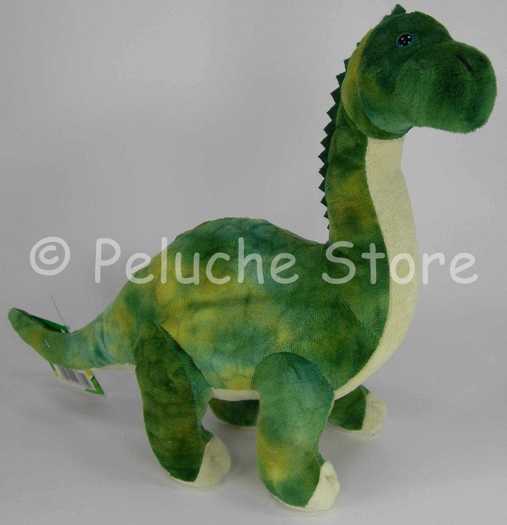 Animal Planet Dinosauri peluche 39 cm T-Rex Brontosauro Stegosauro