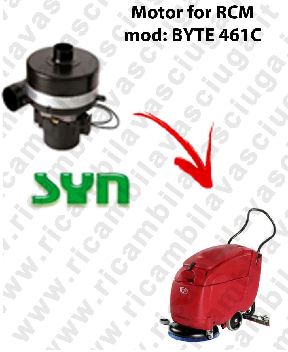 BYTE 461C - MOTORE aspirazione SYNCLEAN per lavapavimenti RCM