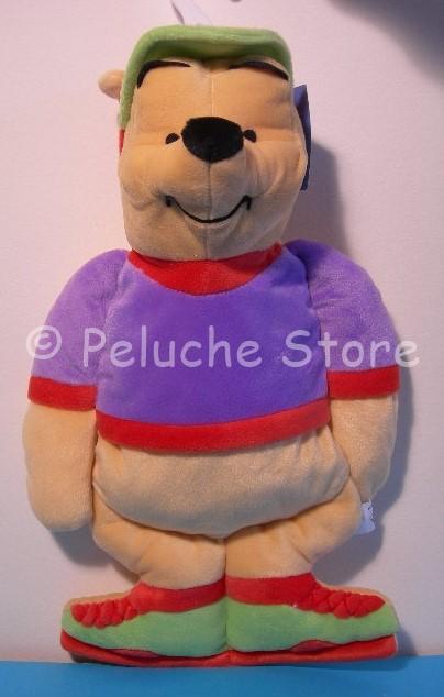 Winnie the Pooh porta pigiama peluche Grande 50 cm Portapigiama Disney