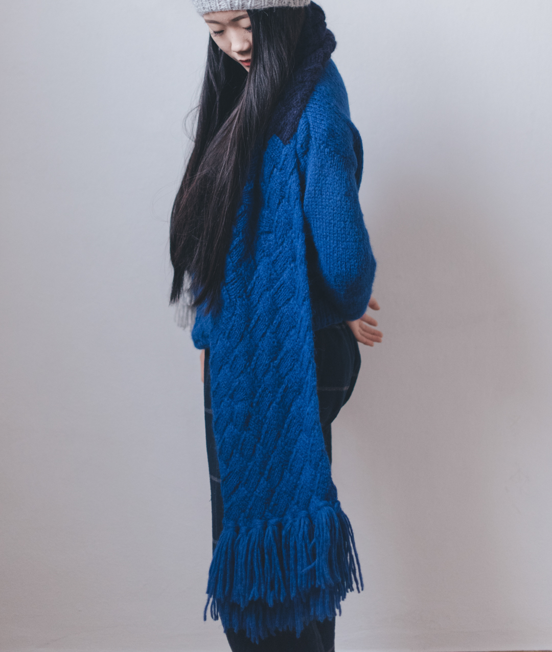 Scarves and Snoods - Wool - QUEEN SCARF - 1