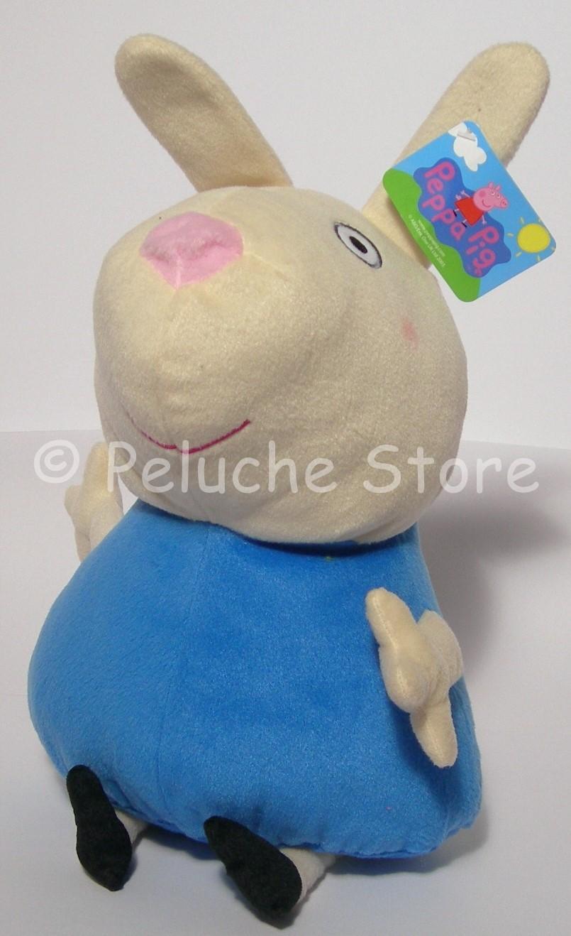 Peppa Pig Richard Peluche Grande 45 cm Nuovo Originale