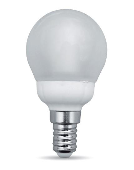 Lampadina E14 LED a sfera 4 Watt