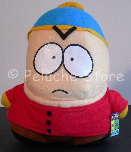 South Park Eric Cartman peluche 35 cm Originale