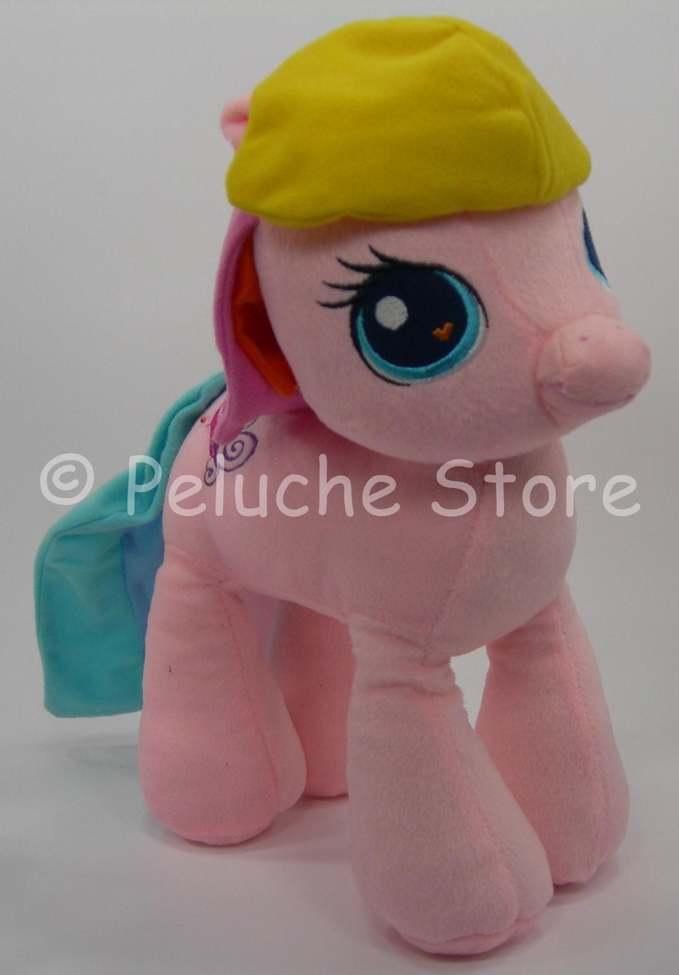 My Little Pony peluche Grande 45 cm Rosa Originale