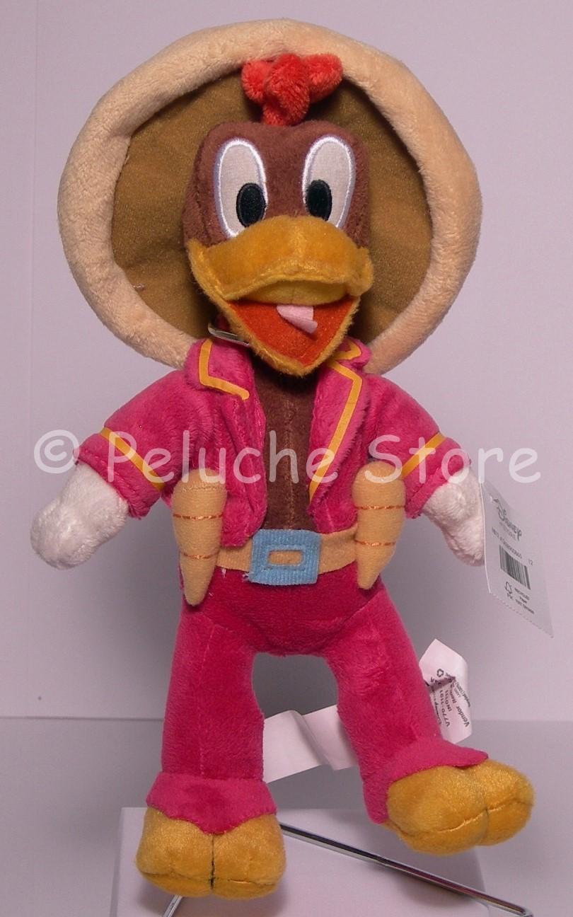 Disney Store Tre Caballeros Pachito peluche 20 cm Top Quality Collezione