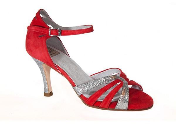 più foto sporco scarpe da corsa Scarpe donna da ballo latino, tango e caraibico - cod.EQ