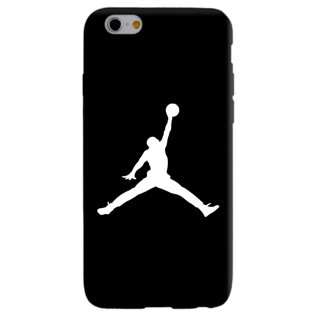 JORDAN AIR WHITE cover per iphone vari modelli