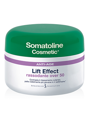 SOMATOLINE LIFT EFFECT RASSODANTE CORPO OVER 50 - AZIONE ANTI AGE