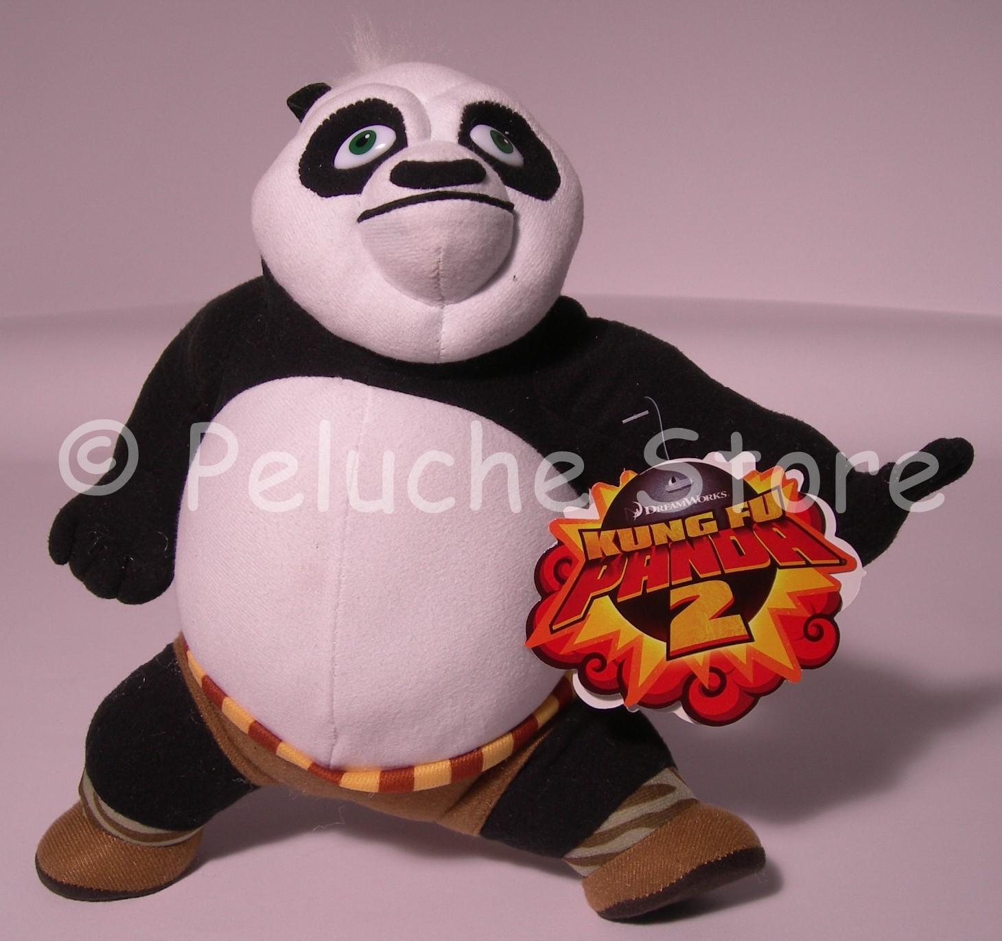 Po marziale Kung Fu Panda 2 peluche 33 cm Top Quality Originale