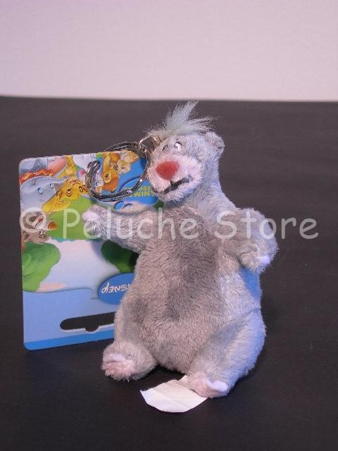 Animal Friends Disney portachiavi peluche 10 cm Originale Timpete Vagabondo Marie