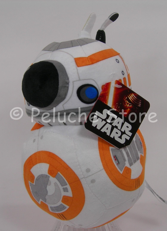 Star Wars Peluche 30 cm Darth Vader Kylo Ren R2D2 Bb8 Chewbacca