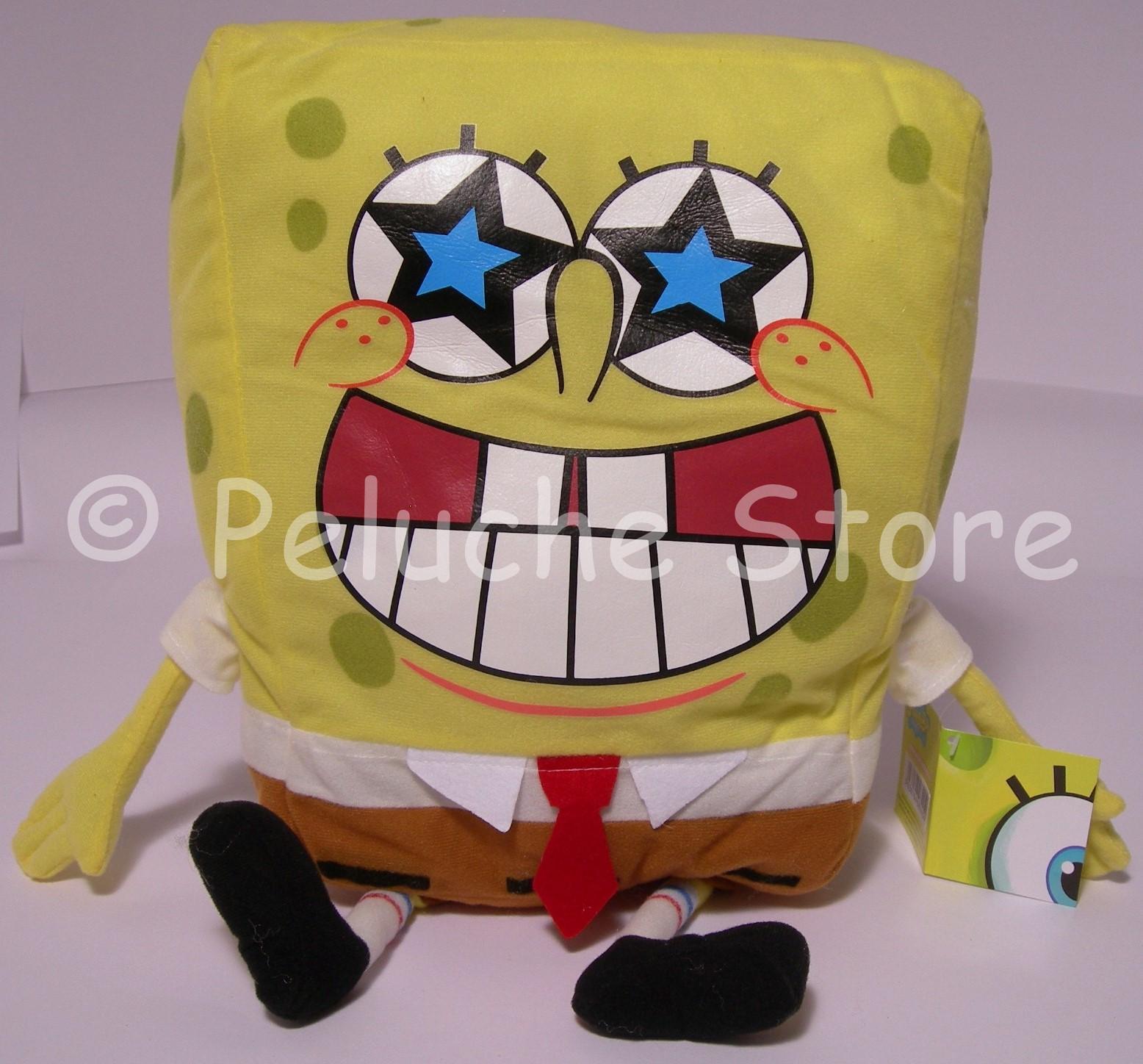 Spongebob peluche Grande 45 cm Originale La Spugna Squarepants