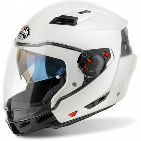 CASCO MOTO AIROH MODULARE EXECUTIVE S COLOR WHITE GLOSS EX14