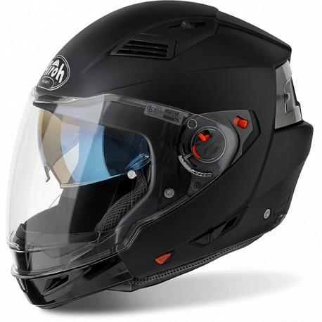 CASCO MOTO AIROH MODULARE EXECUTIVE S COLOR BLACK MATT EX11