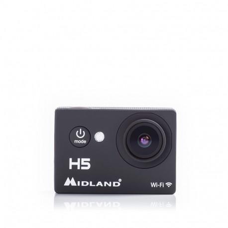VIDEOCAMERA MOTO MIDLAND H5 FULL HD CON WI-FI  LCD 2