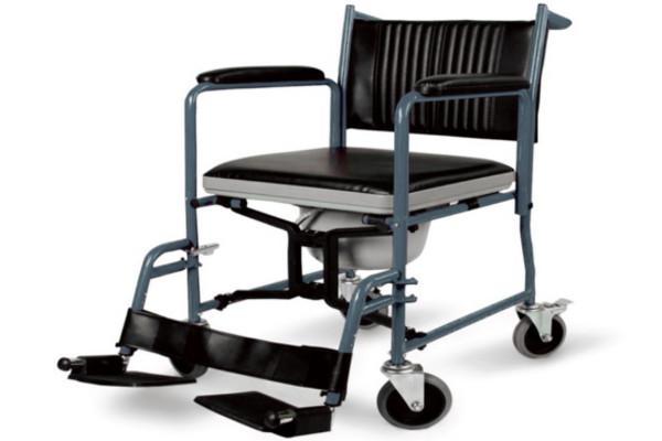 Comoda sedia wc pieghevole ortopedia menicalli