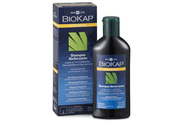 Shampoo Rinforzante Anticaduta BioKap Bios Line