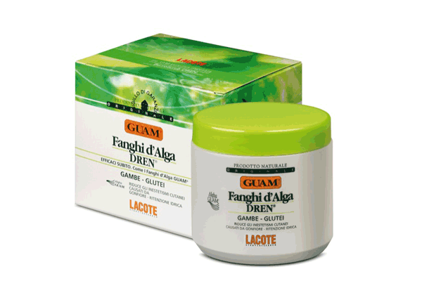 Fanghi D'alga Dren - GUAM 500 gr