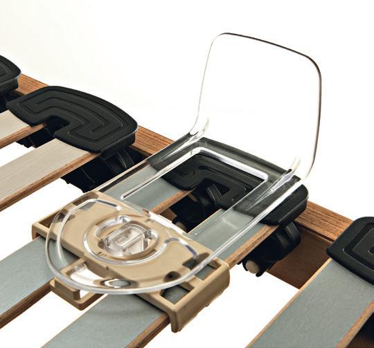 Ferma materasso laterale accessori per reti a doghe - Reti a doghe elettriche ikea ...