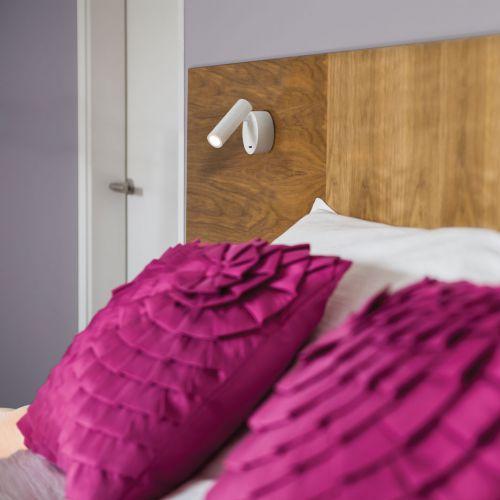 Testa letto lampade da lettura per camere da letto citylux - Lampade da lettura a letto ...