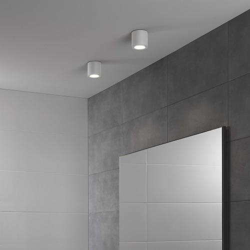 Faretti incasso o semi-incasso anche LED per bagno, orientabili ...