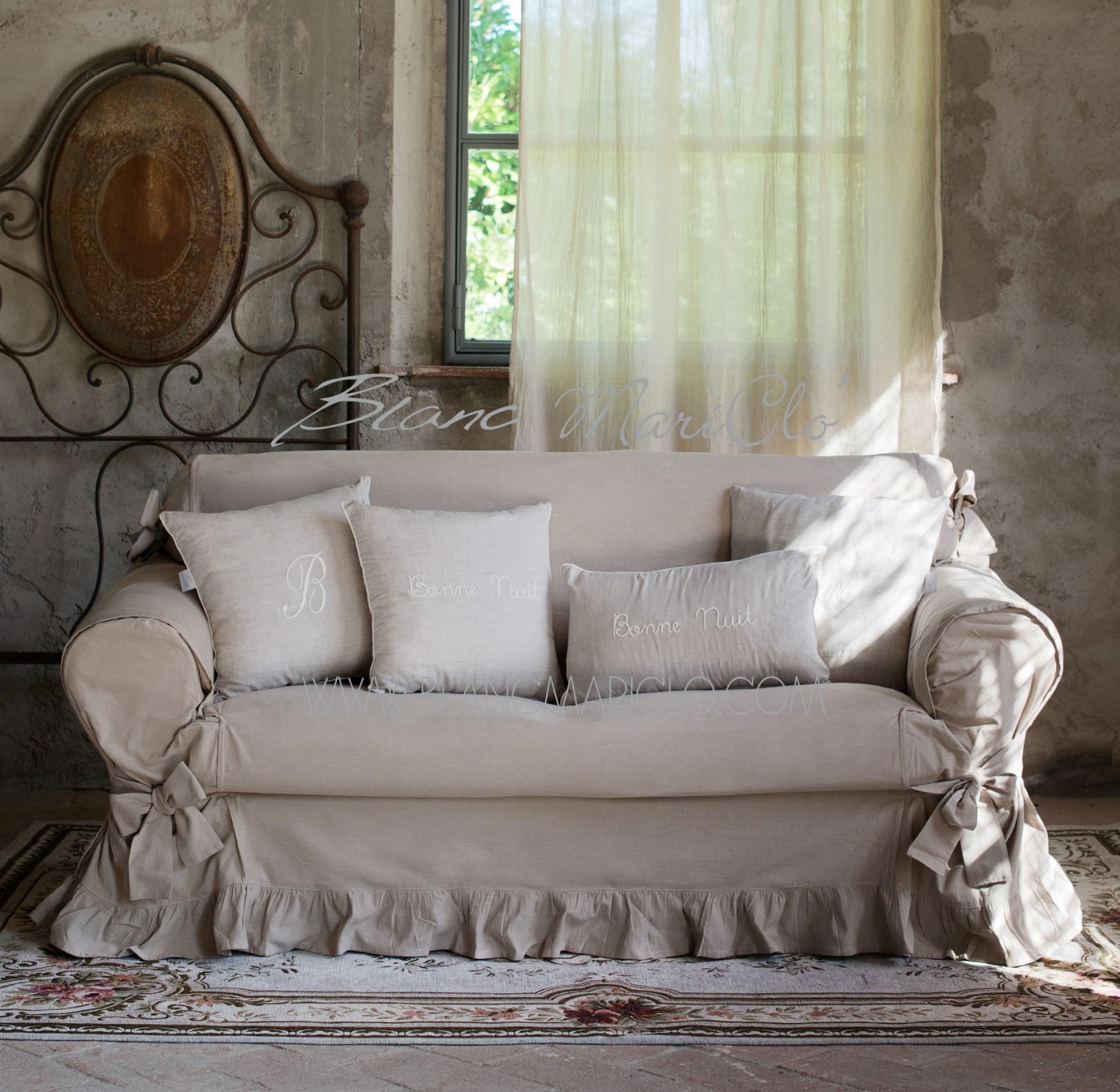 Tessile blanc mariclo