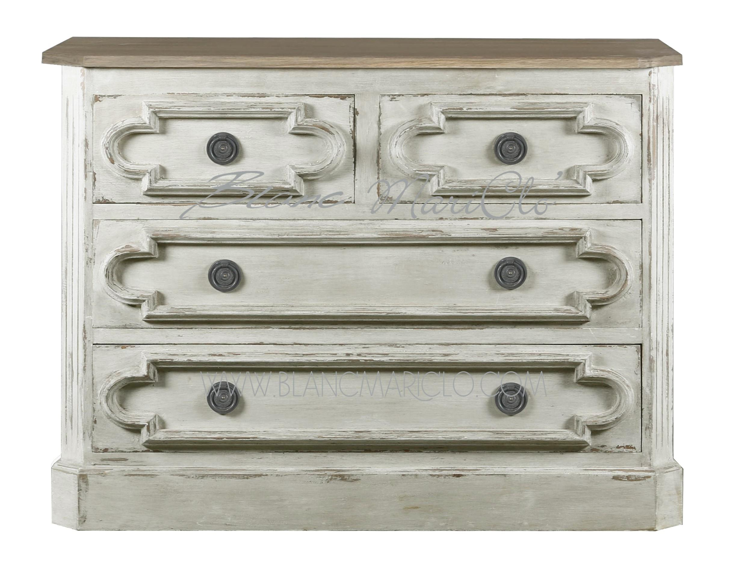 Blanc MariClo - FOLLIE shop online shabby chic