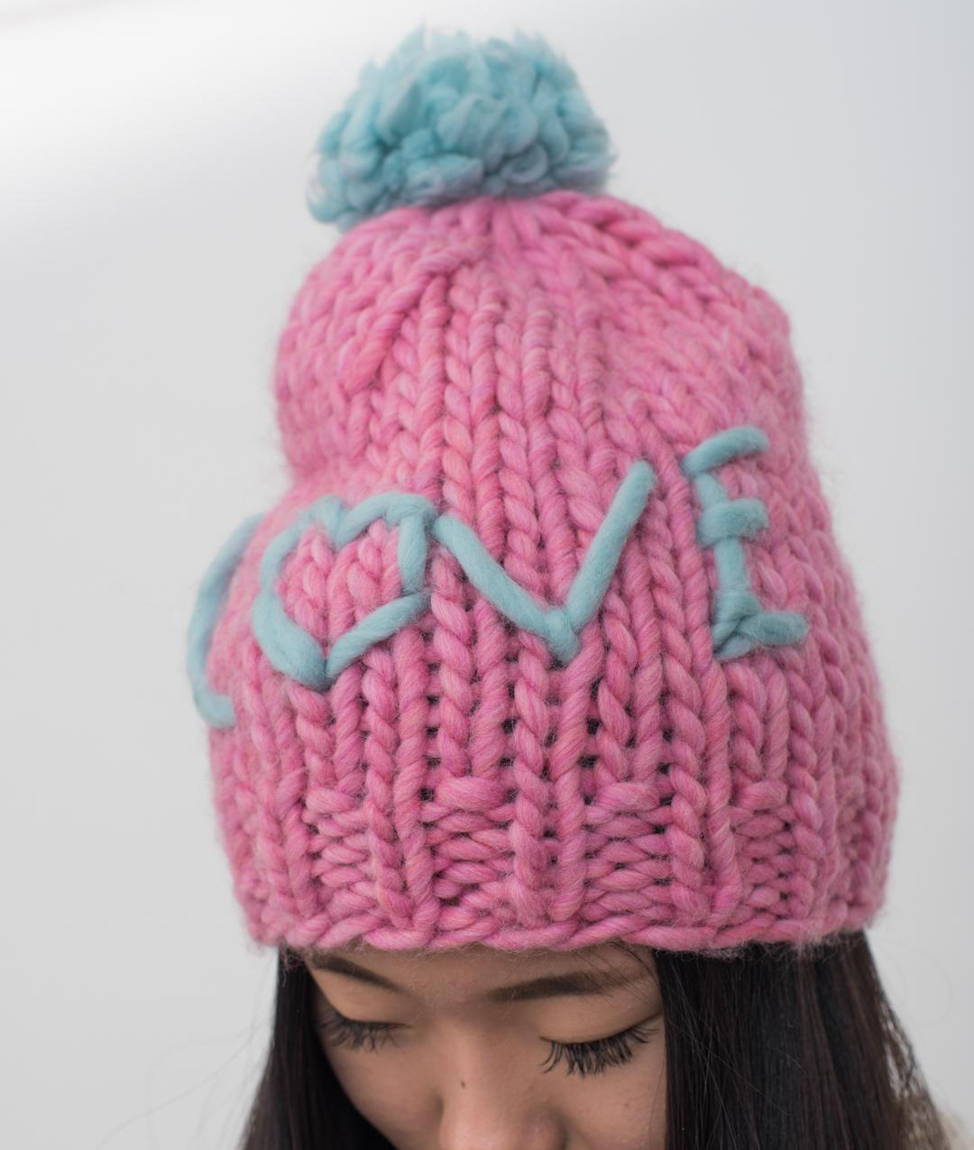 Hats and Beanies - Wool - Love Me Tender - 1