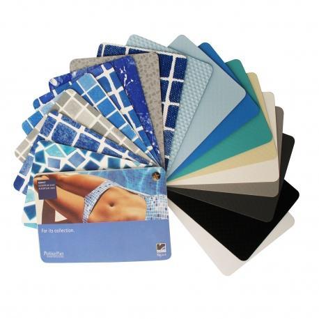 Pvc alkorplan spessore mm 1 5 colore sabbia for Pvc arme piscine couleur