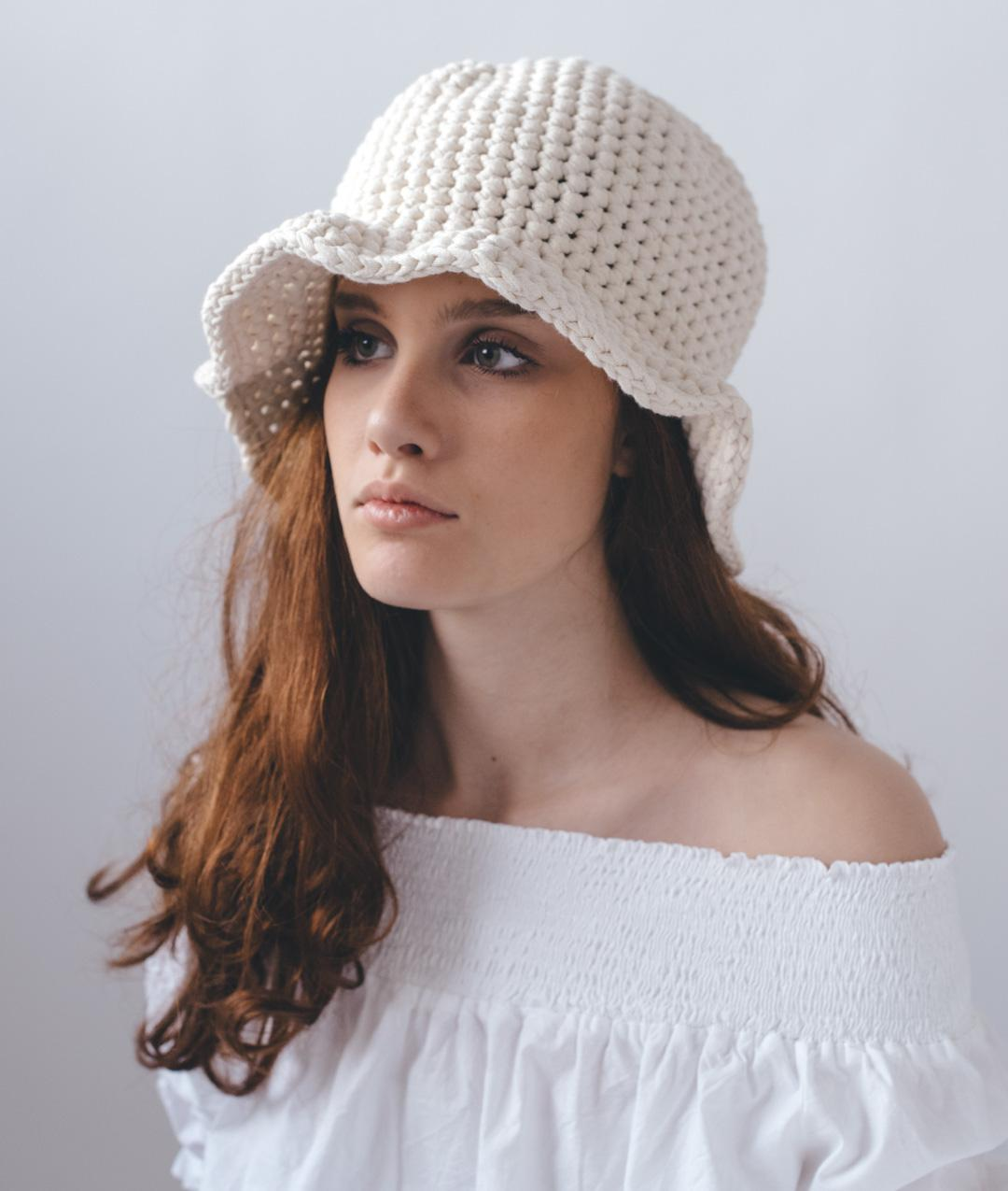 Women - Crochet Kits - Lolly Hat - 1
