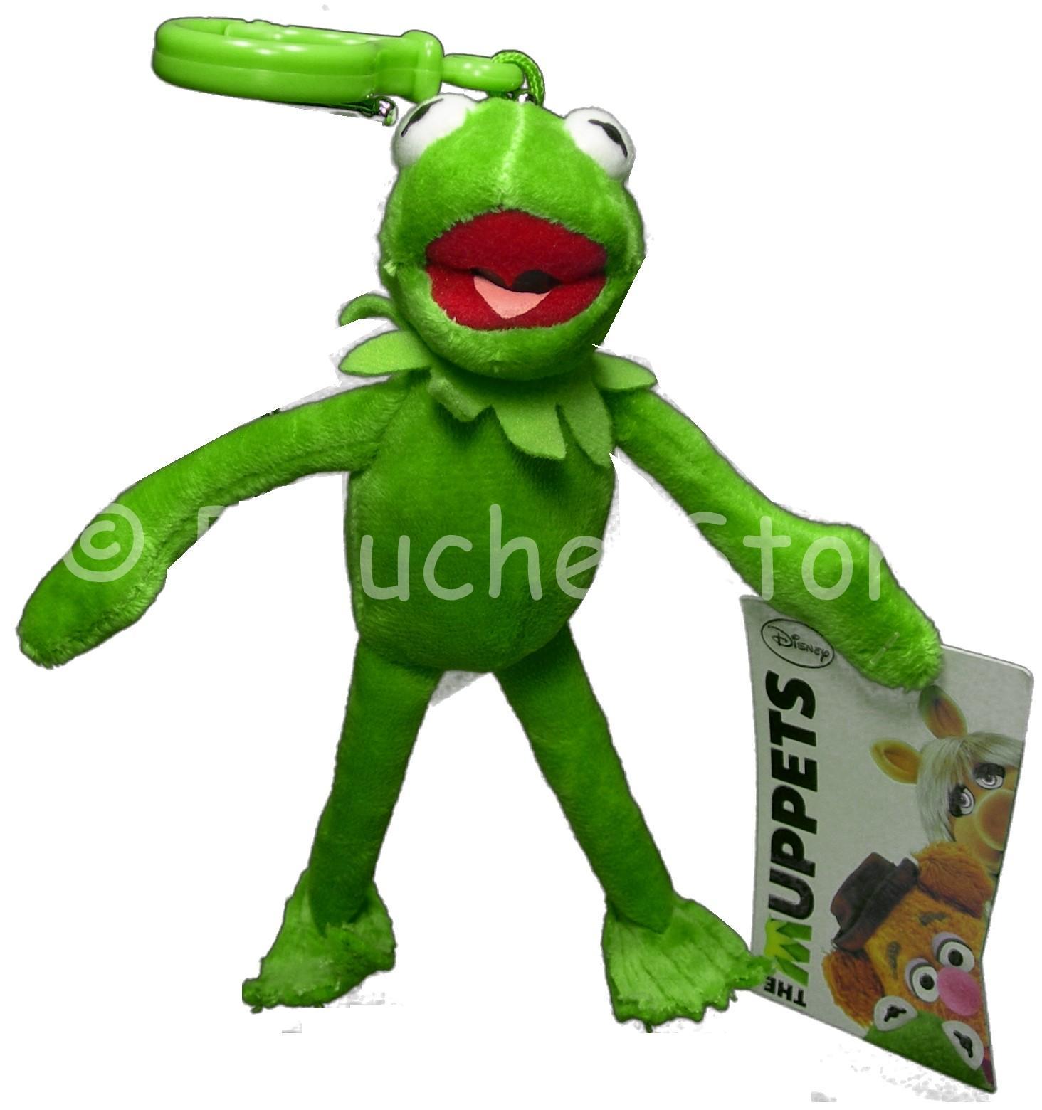 Muppets Piggy la maialina mini peluche 10 cm con gancio Disney