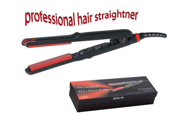 Piastra per capelli Red Passion