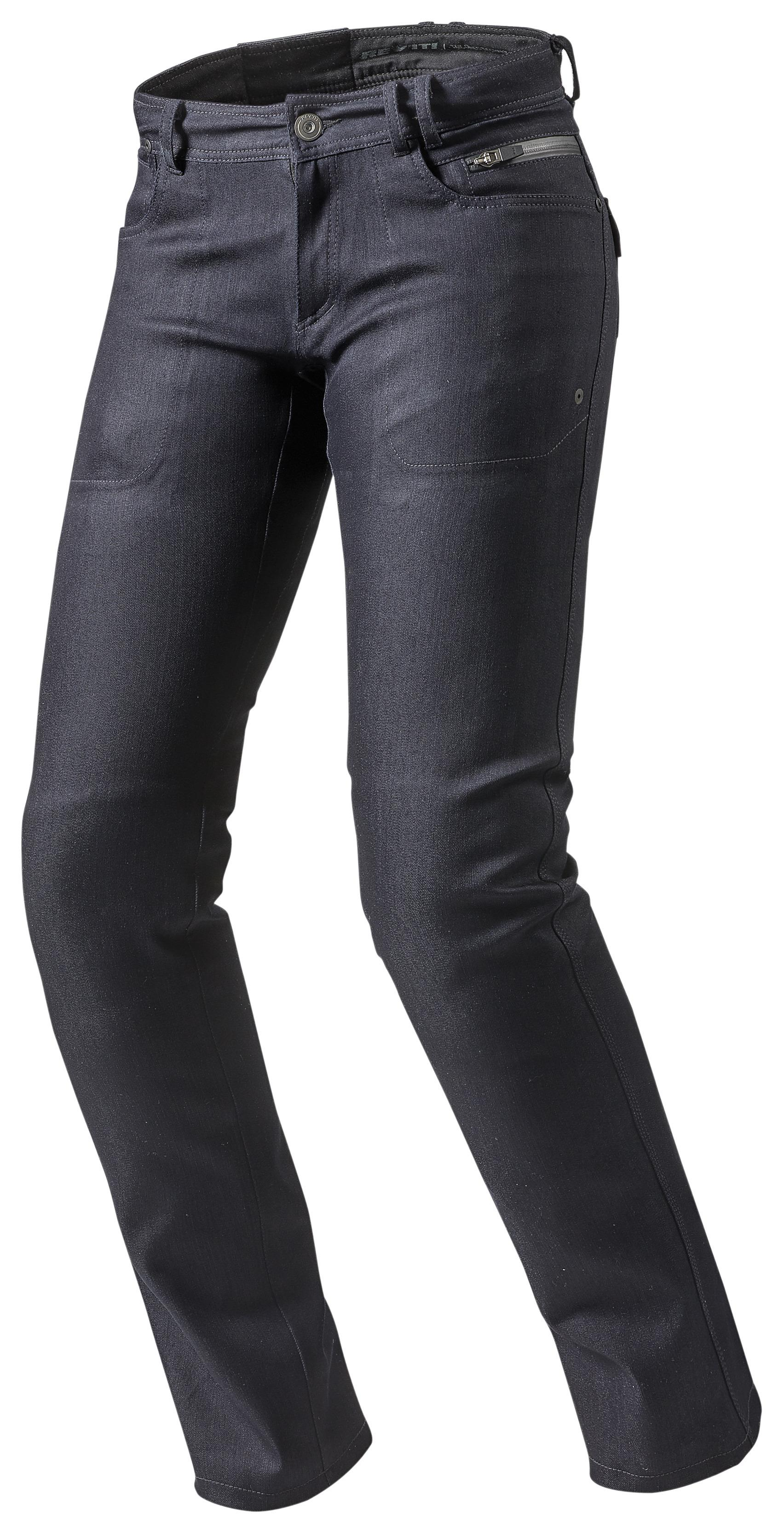 REV IT ORLANDO H2O L32 Woman Motorcycle Jeans Dark Blue