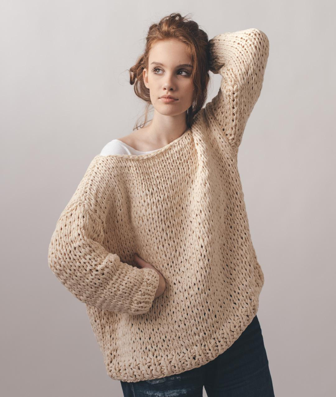 Maglie e Top - Cotone - CHLOE SWEATER - 1